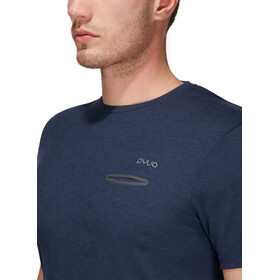 PYUA Skip-Y S T-Shirt Herren navy melange